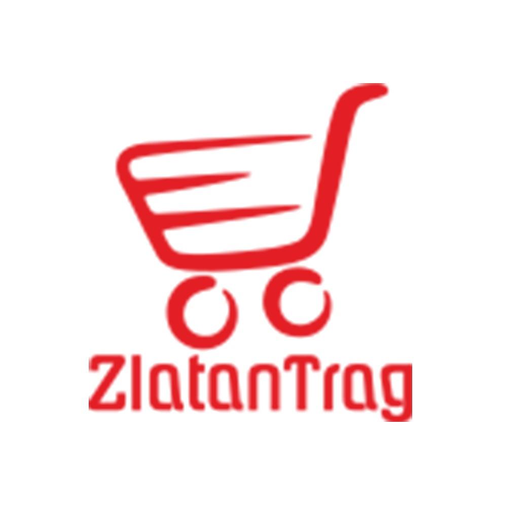 Zlatan trag logo